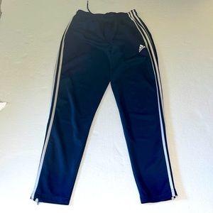 Men's tapered Adidas 3 stripe pant
